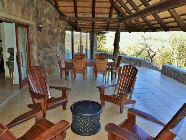 Deluxe 6 sleeper terrace